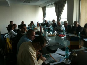 BlackSeaWet 2nd Management Body meeting