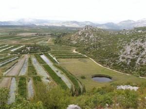 Neretva plain, Croatia
