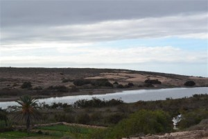 Landscape from the Souss Massa National Park in Morocco (Photo credit: Alexis Katsaros/MedWet)